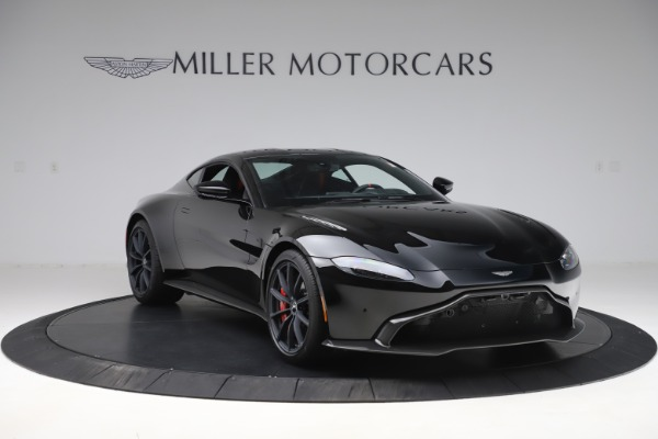 New 2020 Aston Martin Vantage AMR for sale $210,140 at Alfa Romeo of Greenwich in Greenwich CT 06830 10