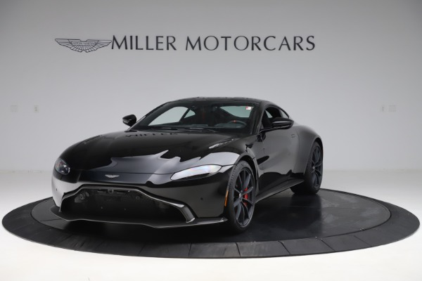 New 2020 Aston Martin Vantage AMR for sale $210,140 at Alfa Romeo of Greenwich in Greenwich CT 06830 12