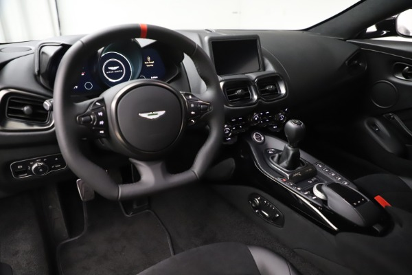 New 2020 Aston Martin Vantage AMR Coupe for sale $210,140 at Alfa Romeo of Greenwich in Greenwich CT 06830 13