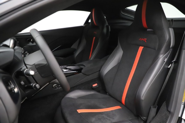 New 2020 Aston Martin Vantage AMR Coupe for sale $210,140 at Alfa Romeo of Greenwich in Greenwich CT 06830 15
