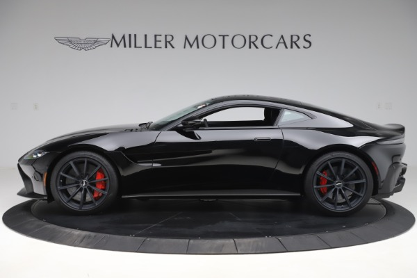 New 2020 Aston Martin Vantage AMR Coupe for sale $210,141 at Alfa Romeo of Greenwich in Greenwich CT 06830 2