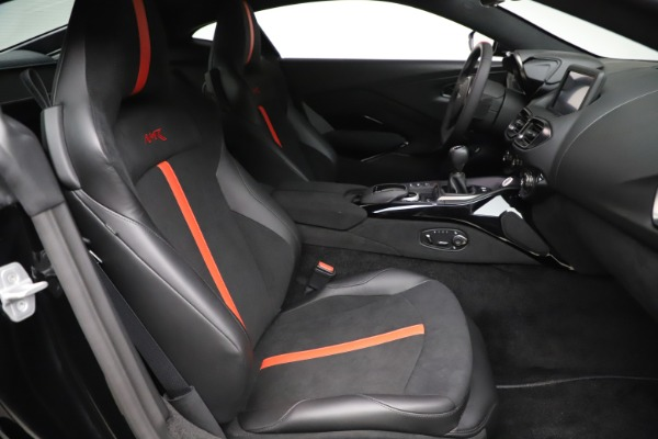 New 2020 Aston Martin Vantage AMR Coupe for sale $210,140 at Alfa Romeo of Greenwich in Greenwich CT 06830 20