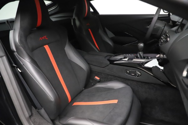 New 2020 Aston Martin Vantage AMR Coupe for sale $210,141 at Alfa Romeo of Greenwich in Greenwich CT 06830 21