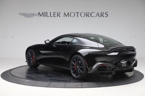 New 2020 Aston Martin Vantage AMR Coupe for sale $210,140 at Alfa Romeo of Greenwich in Greenwich CT 06830 3