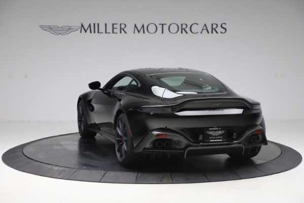 New 2020 Aston Martin Vantage AMR for sale $210,140 at Alfa Romeo of Greenwich in Greenwich CT 06830 4