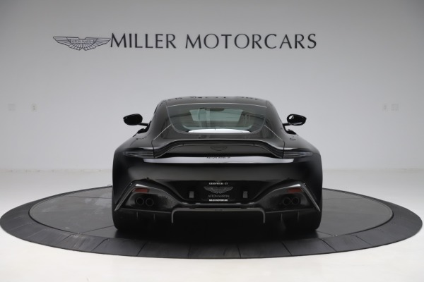 New 2020 Aston Martin Vantage AMR for sale $210,140 at Alfa Romeo of Greenwich in Greenwich CT 06830 5
