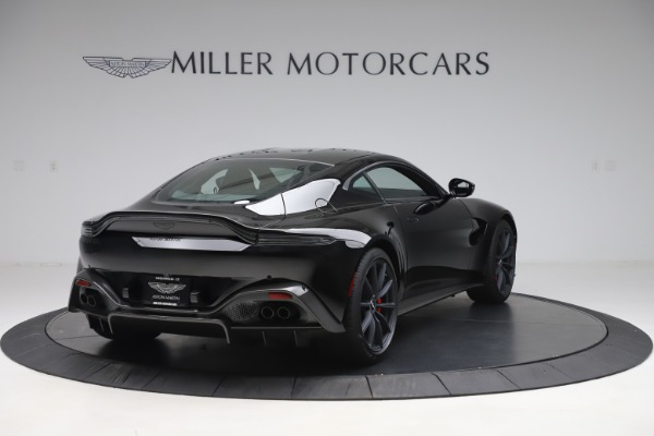 New 2020 Aston Martin Vantage AMR for sale $210,140 at Alfa Romeo of Greenwich in Greenwich CT 06830 6