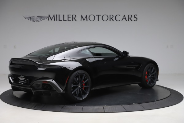 New 2020 Aston Martin Vantage AMR Coupe for sale $210,140 at Alfa Romeo of Greenwich in Greenwich CT 06830 7