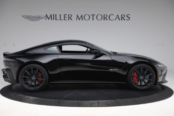 New 2020 Aston Martin Vantage AMR for sale $210,140 at Alfa Romeo of Greenwich in Greenwich CT 06830 8