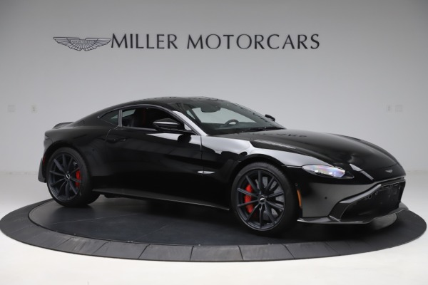New 2020 Aston Martin Vantage AMR Coupe for sale $210,140 at Alfa Romeo of Greenwich in Greenwich CT 06830 9