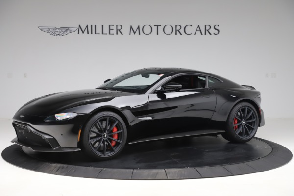 New 2020 Aston Martin Vantage AMR Coupe for sale $210,140 at Alfa Romeo of Greenwich in Greenwich CT 06830 1
