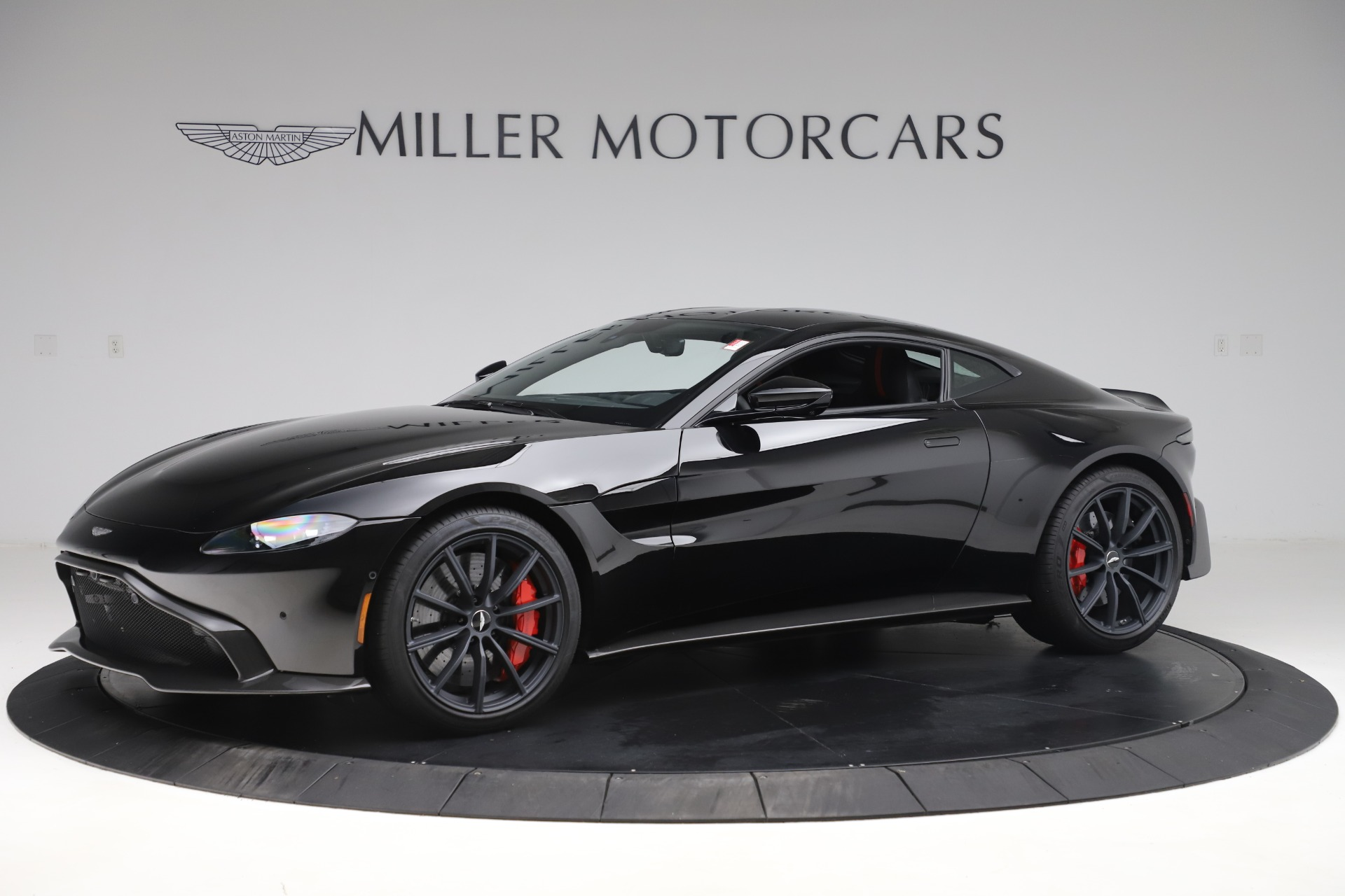 New 2020 Aston Martin Vantage AMR for sale $210,140 at Alfa Romeo of Greenwich in Greenwich CT 06830 1