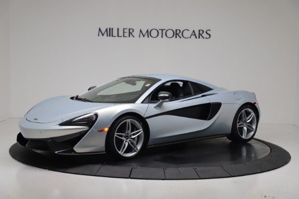 New 2020 McLaren 570S Spider Convertible for sale $256,990 at Alfa Romeo of Greenwich in Greenwich CT 06830 14