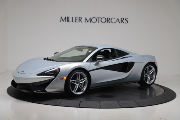 New 2020 McLaren 570S Spider Convertible for sale $256,990 at Alfa Romeo of Greenwich in Greenwich CT 06830 15