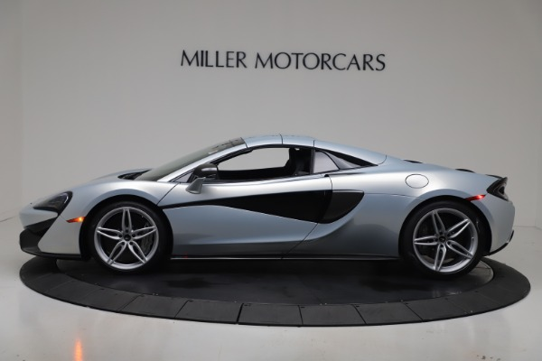 New 2020 McLaren 570S Spider Convertible for sale $256,990 at Alfa Romeo of Greenwich in Greenwich CT 06830 16