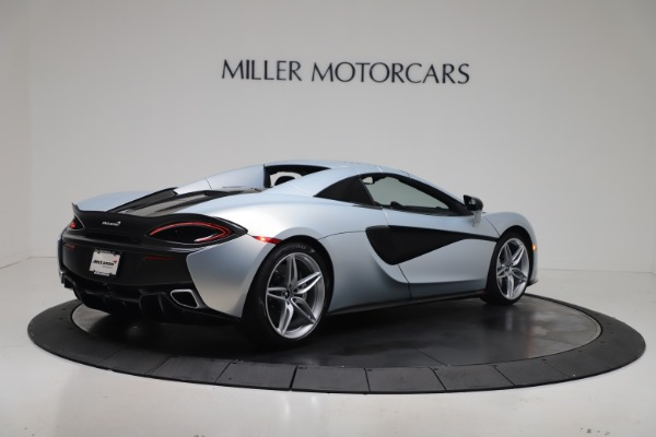 New 2020 McLaren 570S Spider Convertible for sale $256,990 at Alfa Romeo of Greenwich in Greenwich CT 06830 19