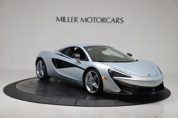 New 2020 McLaren 570S Spider Convertible for sale $256,990 at Alfa Romeo of Greenwich in Greenwich CT 06830 21