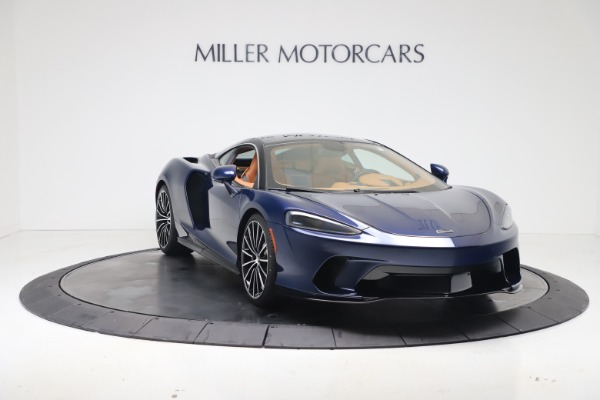 New 2020 McLaren GT Coupe for sale $244,675 at Alfa Romeo of Greenwich in Greenwich CT 06830 10