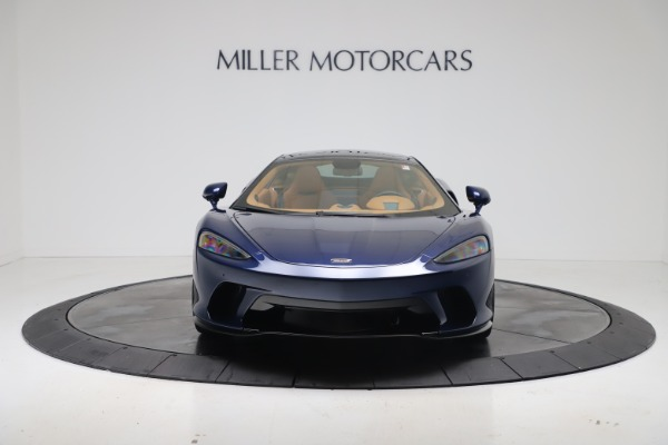 New 2020 McLaren GT Coupe for sale $244,675 at Alfa Romeo of Greenwich in Greenwich CT 06830 11