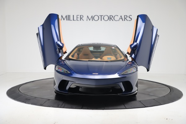 New 2020 McLaren GT Coupe for sale $244,675 at Alfa Romeo of Greenwich in Greenwich CT 06830 12