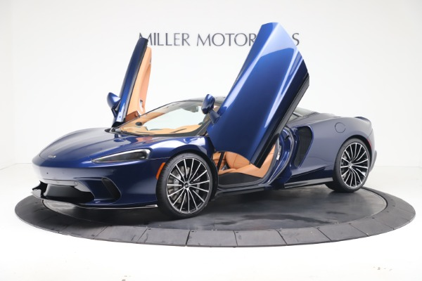New 2020 McLaren GT Coupe for sale $244,675 at Alfa Romeo of Greenwich in Greenwich CT 06830 13