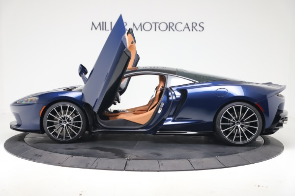 New 2020 McLaren GT Coupe for sale $244,675 at Alfa Romeo of Greenwich in Greenwich CT 06830 14