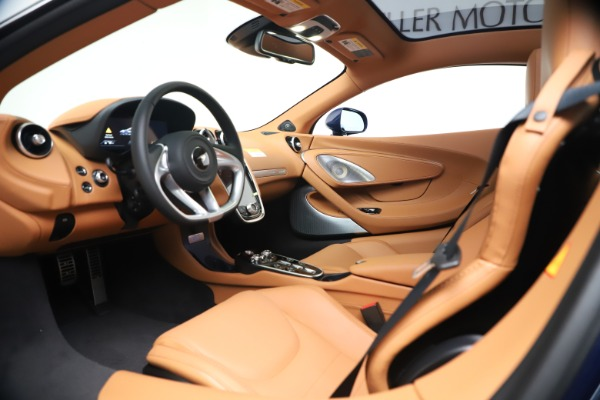 New 2020 McLaren GT Coupe for sale $244,675 at Alfa Romeo of Greenwich in Greenwich CT 06830 15