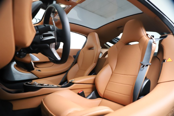 Used 2020 McLaren GT Luxe for sale Sold at Alfa Romeo of Greenwich in Greenwich CT 06830 17