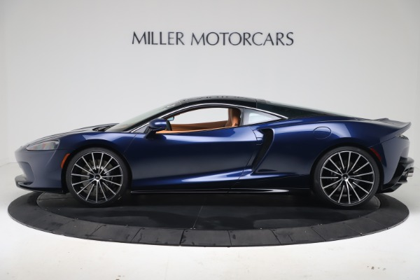 New 2020 McLaren GT Coupe for sale $244,675 at Alfa Romeo of Greenwich in Greenwich CT 06830 2