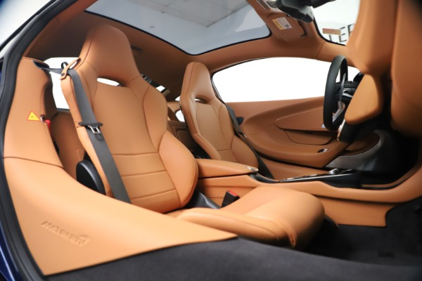 Used 2020 McLaren GT Luxe for sale Sold at Alfa Romeo of Greenwich in Greenwich CT 06830 20