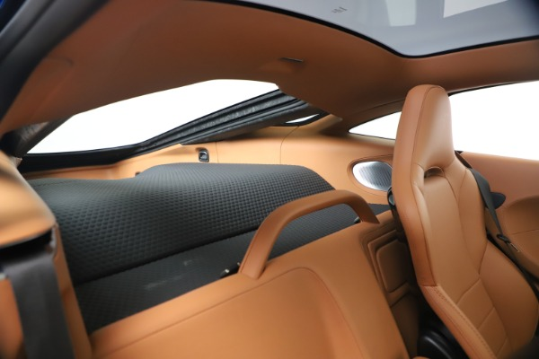 Used 2020 McLaren GT Luxe for sale Sold at Alfa Romeo of Greenwich in Greenwich CT 06830 21