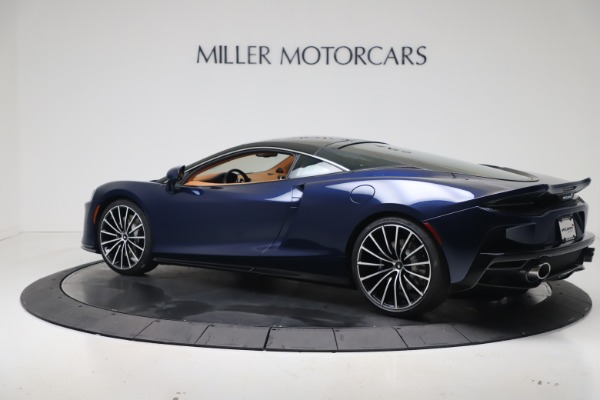 Used 2020 McLaren GT Luxe for sale Sold at Alfa Romeo of Greenwich in Greenwich CT 06830 3