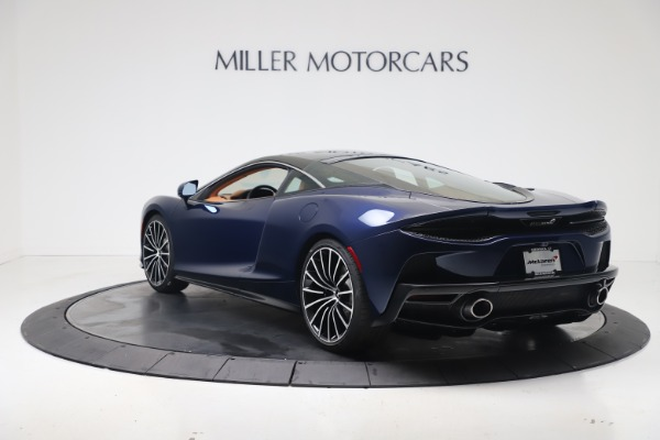 New 2020 McLaren GT Coupe for sale $244,675 at Alfa Romeo of Greenwich in Greenwich CT 06830 4