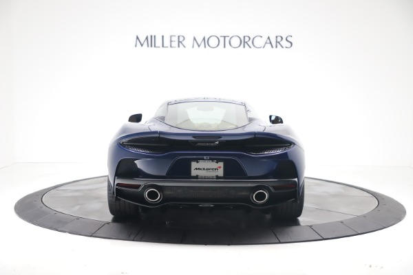 New 2020 McLaren GT Coupe for sale $244,675 at Alfa Romeo of Greenwich in Greenwich CT 06830 5