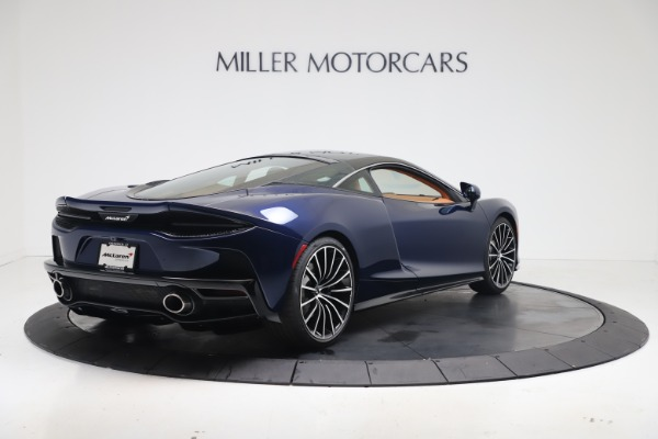 Used 2020 McLaren GT Luxe for sale Sold at Alfa Romeo of Greenwich in Greenwich CT 06830 6