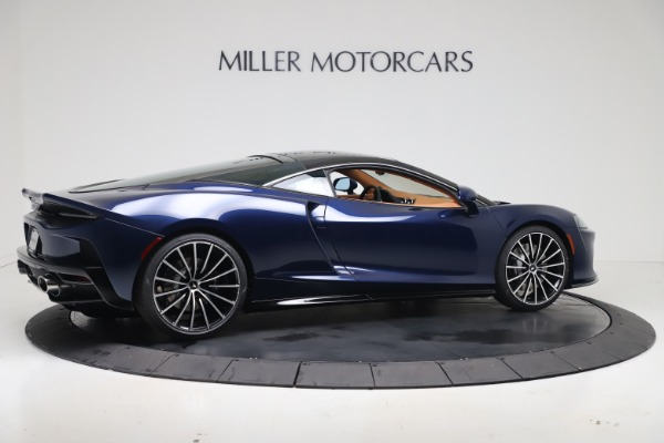 New 2020 McLaren GT Luxe for sale $244,675 at Alfa Romeo of Greenwich in Greenwich CT 06830 7
