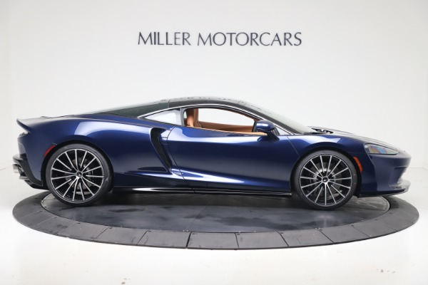 New 2020 McLaren GT Coupe for sale $244,675 at Alfa Romeo of Greenwich in Greenwich CT 06830 8