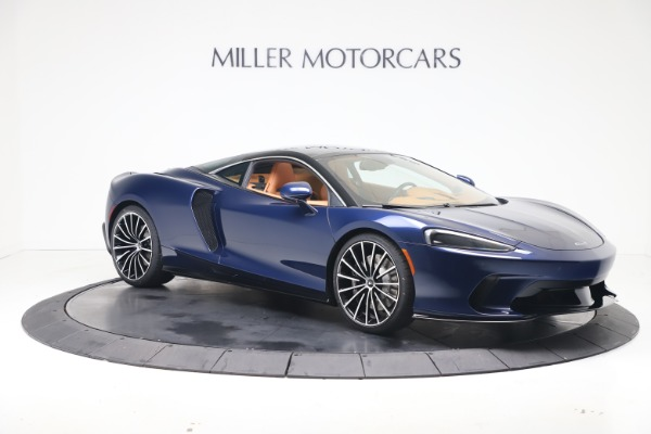 New 2020 McLaren GT Coupe for sale $244,675 at Alfa Romeo of Greenwich in Greenwich CT 06830 9
