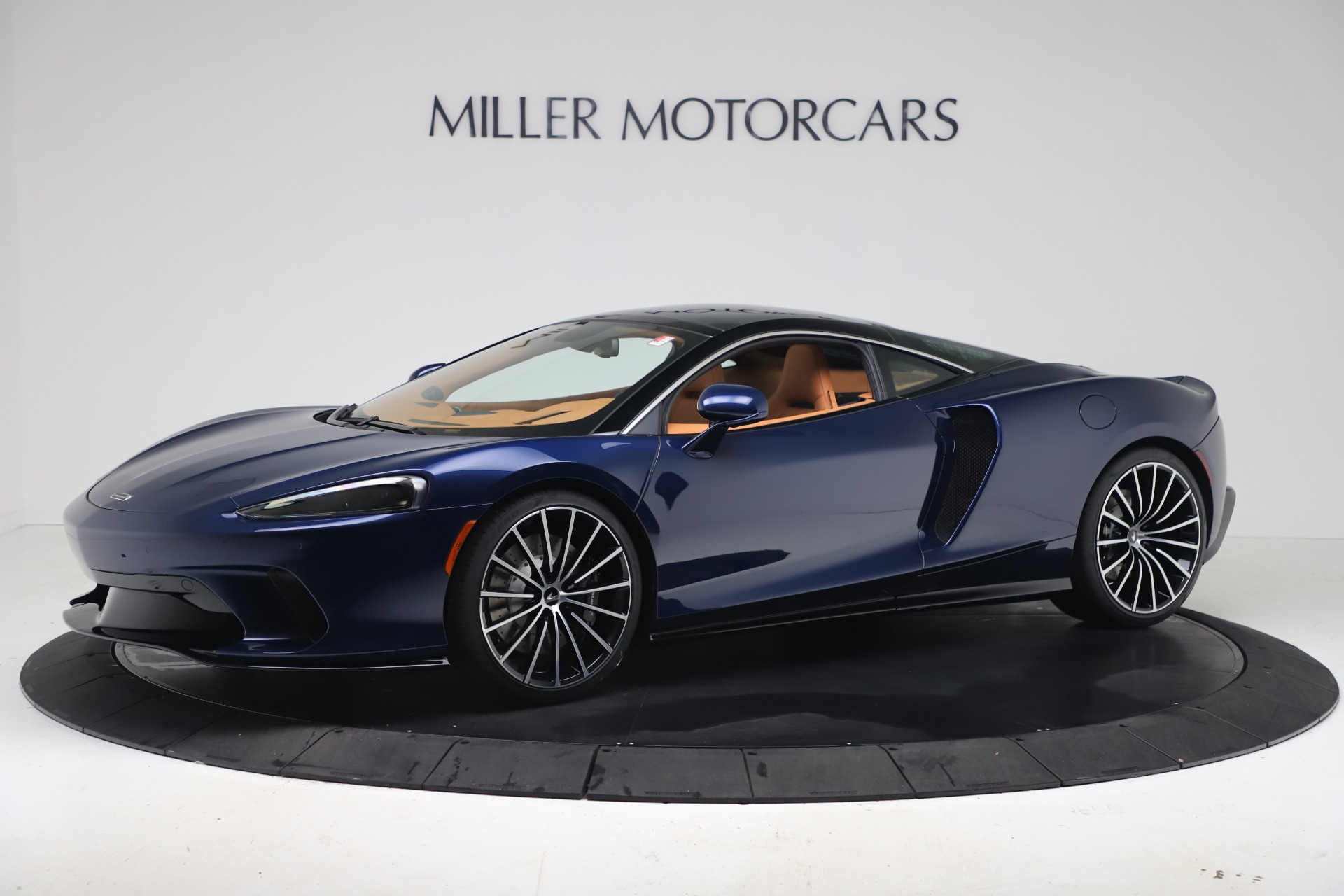 Used 2020 McLaren GT Luxe for sale Sold at Alfa Romeo of Greenwich in Greenwich CT 06830 1