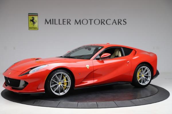 Used 2019 Ferrari 812 Superfast for sale $365,900 at Alfa Romeo of Greenwich in Greenwich CT 06830 2
