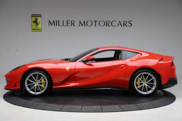 Used 2019 Ferrari 812 Superfast for sale $365,900 at Alfa Romeo of Greenwich in Greenwich CT 06830 3