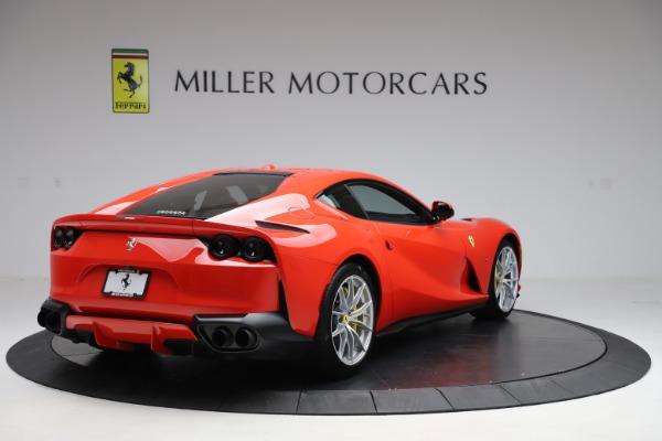Used 2019 Ferrari 812 Superfast for sale $365,900 at Alfa Romeo of Greenwich in Greenwich CT 06830 7