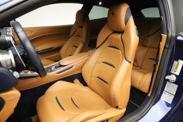 Used 2017 Ferrari GTC4Lusso for sale $204,900 at Alfa Romeo of Greenwich in Greenwich CT 06830 15