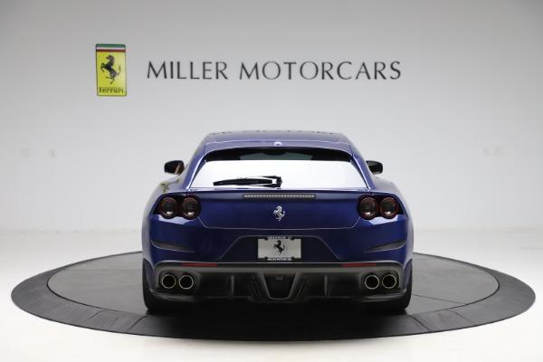 Used 2017 Ferrari GTC4Lusso for sale $204,900 at Alfa Romeo of Greenwich in Greenwich CT 06830 6