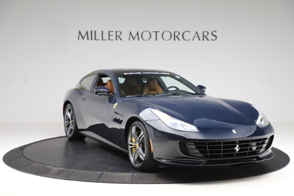 Used 2020 Ferrari GTC4Lusso for sale $339,900 at Alfa Romeo of Greenwich in Greenwich CT 06830 11