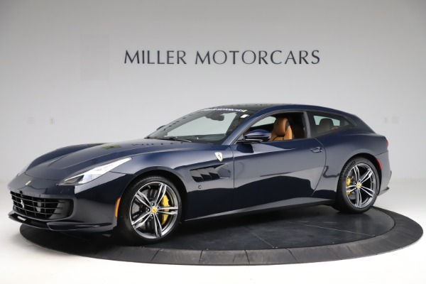 Used 2020 Ferrari GTC4Lusso for sale $339,900 at Alfa Romeo of Greenwich in Greenwich CT 06830 2