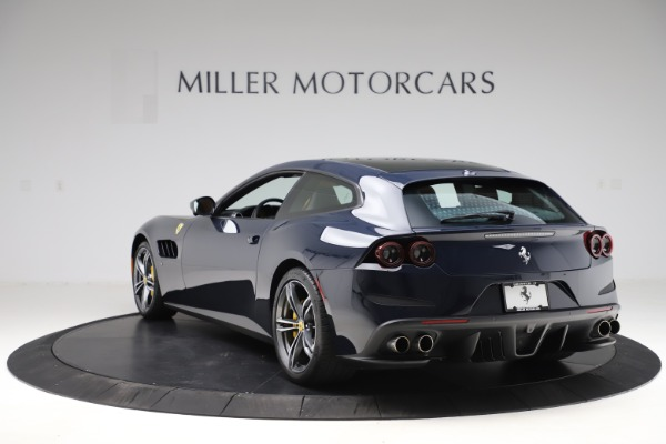 Used 2020 Ferrari GTC4Lusso for sale $339,900 at Alfa Romeo of Greenwich in Greenwich CT 06830 5