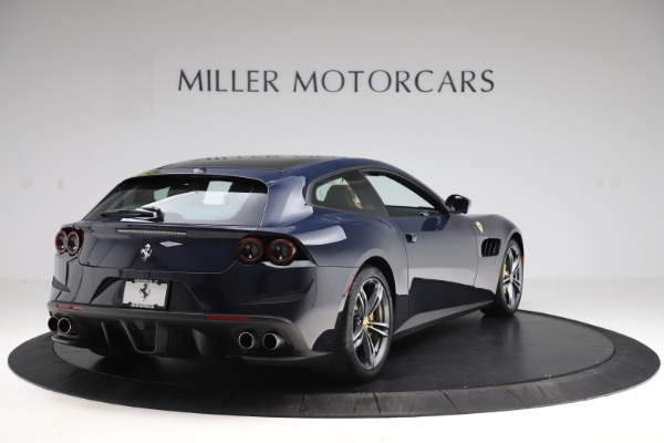 Used 2020 Ferrari GTC4Lusso for sale $279,900 at Alfa Romeo of Greenwich in Greenwich CT 06830 7