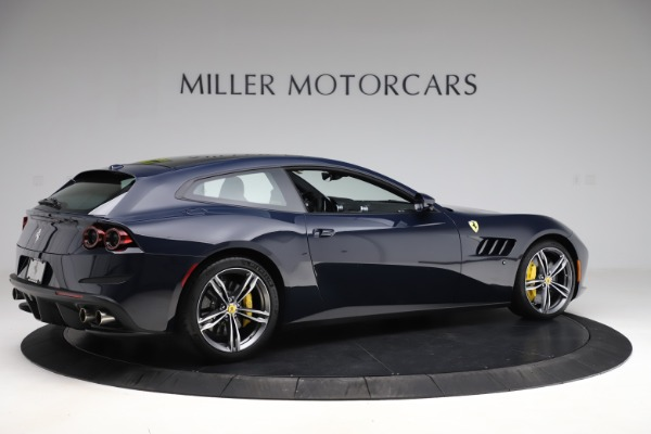Used 2020 Ferrari GTC4Lusso for sale $339,900 at Alfa Romeo of Greenwich in Greenwich CT 06830 8