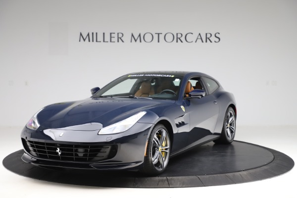 Used 2020 Ferrari GTC4Lusso for sale $339,900 at Alfa Romeo of Greenwich in Greenwich CT 06830 1